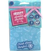 Airpure Scented Sachets Fresh Linen Comfort vonný sáčok 1 kus