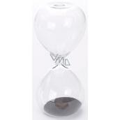 Albi Magické přesýpací hodiny černé 1 minuta 23 cm