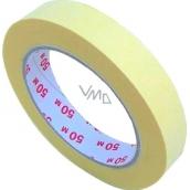 Perdix Zakrývací páska do 60 stupňů 19 mm x 50 m krepová