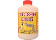 Labar Hydroxid sodný lúh čistič odpadov 1 kg