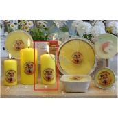 Lima Citronela sviečka proti komárom vonná repelentný žltá valec 60 x 120 mm