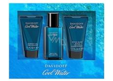 Davidoff Cool Water Men toaletní voda 40 ml + sprchový gel 50 ml + voda po holení 50 ml, dárková sada