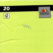 PAP.UBR. Fasano 3vr.20ks zelené 5309