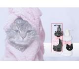 NeoCos Mačka čierna jemné tekuté mydlo dávkovač 240 ml
