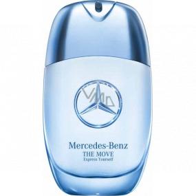 Mercedes-Benz Mercedes Benz The Move Express Yourself toaletní voda pro muže 100 ml Tester