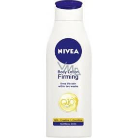Nivea Q10 Plus Firming Zpevňující tělové mléko 250 ml