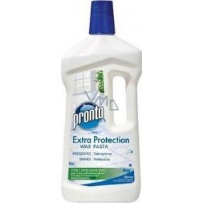 Pronto Extra Protection ochrana vosk na linoleum a PVC 750 ml