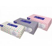 Linteo Satin papierové vreckovky 2 vrstvové 200 kusov