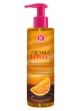 Dermacol Aroma Ritual Belgická čokoláda Harmonizujúce mydlo na ruky 250 ml