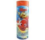 Disney Hľadá sa Nemo sprchový a kúpeľový gél pre deti 400 ml