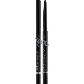 Catrice 18h Colour & Contour ceruzka na oči 010 Me, My Black And I 0,3 g
