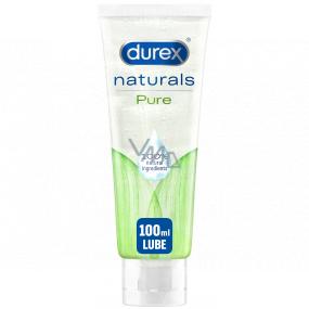 Durex Naturals Pure intímny lubrikačný gél iba s prírodným zložením 100 ml
