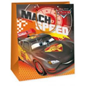 Ditipo Darčeková papierová taška 33 x 10,2 x 45,7 cm Disney Cars Mach Speed