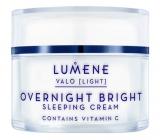 Lumene Overnight Bright Vitamín C Sleeping Cream nočný rozjasňujúci krém 50 ml