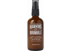 Hawkins & Brimble Men denný energizujúci hydratačný pleťový krém s jemnou vôňou elemi a ženšenu 100 ml