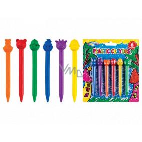 Centrum Magic Village voskovky 6 farieb