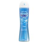 Durex Play Feel lubrikačný gél s pumpičkou 50 ml