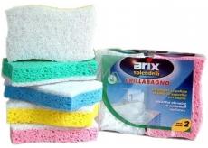 ARIX Brillabagno čistiace huba z prírodnej celulózy 2 kusy