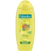 Palmolive Naturals Fresh & Volume šampón pre normálne a mastné vlasy 350 ml