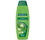 Palmolive Naturals Silky Shine Effect šampón pre normálne vlasy 350 ml