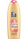 Fa Oriental Moments Desert Rose & Sandalwood Scents sprchový gél 250 ml