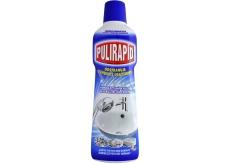Pulirapid Classico na hrdzu a vodný kameň tekutý čistič 500 ml