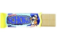 Mlsoun Čokoláda mliečna doplnkové krmivo pre psov 30 g