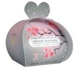 English Soap Orientální koření Přírodní parfémované mýdlo s bambuckým máslem 3x20g