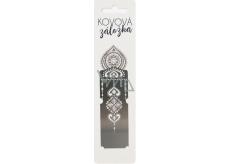 Albi Kovová záložka do knihy Mandala 3,3 cm x 12 cm
