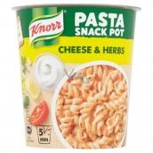 Knorr Snack těstoviny se sýrovo-bylinkovou omáčkou 59 g