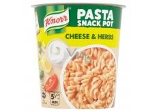 Knorr Snack Cestoviny so syrovo-bylinkovou omáčkou 59 g