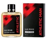 La Rive Athletic Man voda po holení 100 ml