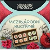Albi Vedomostné pexeso - Medzinárodná kuchyňa vek 12+