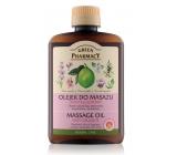 Green Pharmacy Proti celulitíde masážny olej 200 ml