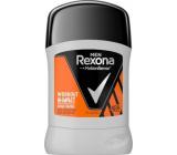 Rexona Men Workout Hi-IMPAC tuhý antiperspirant dezodorant stick s 48-hodinovým účinkom pre mužov 50 ml