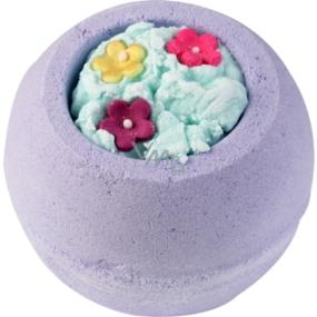 Bomb Cosmetics Parma Chameleon Vůně: fialka Šumivý balistik do koupele 160 g