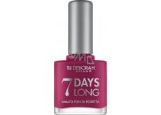 Deborah 7 Days Long Nail Enamel lak na nehty 851 11 ml