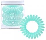 Invisibobble Original Mint To Be Gumička do vlasů mátově zelená spirálová 3 kusy