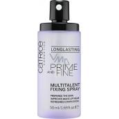 Catrice Prime and Fine Multitalent fixačný sprej na make-up 50 ml