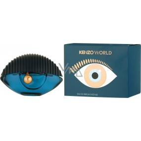 Kenzo World Intense toaletná voda pre ženy 75 ml