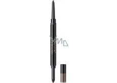 Artdeco Brow Duo ceruzka na obočie s penovým aplikátorom 12 Ebony 0,3 g