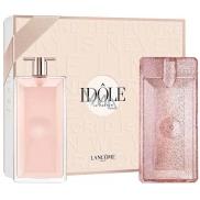 Lancome Idole toaletná voda pre ženy 50 ml + obal na vôňu v limitovanej vianočnej edícii, darčeková sada