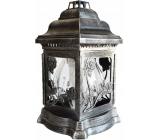 Admit Lampa sklenená veľká Ruža 25,5 cm 100 g LA 207 KAT