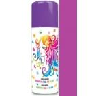 Anděl Smývatelný barevný lak na vlasy fialový 125 ml