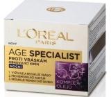 Loreal Paris Age Specialist 55+ nočný krém proti vráskam 50 ml