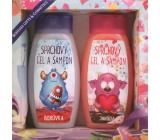 Bohemia Příšerky sprchový gel 250 ml + vlasový šampon 250 ml