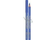 Dermacol 12H True Colour Eyeliner drevená ceruzka na oči 02 Electric blue 2 g