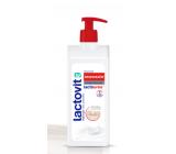 Lactovit Lactourea regeneračné telové mlieko s dávkovačom 400 ml