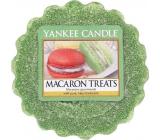 Yankee Candle Macaron Treats - Makaronky vonný vosk do aromalampy 22 g