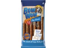 Bow Wow Klobásy XS s kolagénom a slaninou doplnkové krmivo pre psov 6 kusov